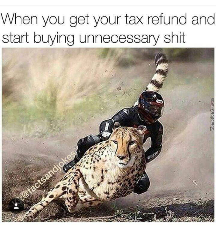 Tax Refund Brotha