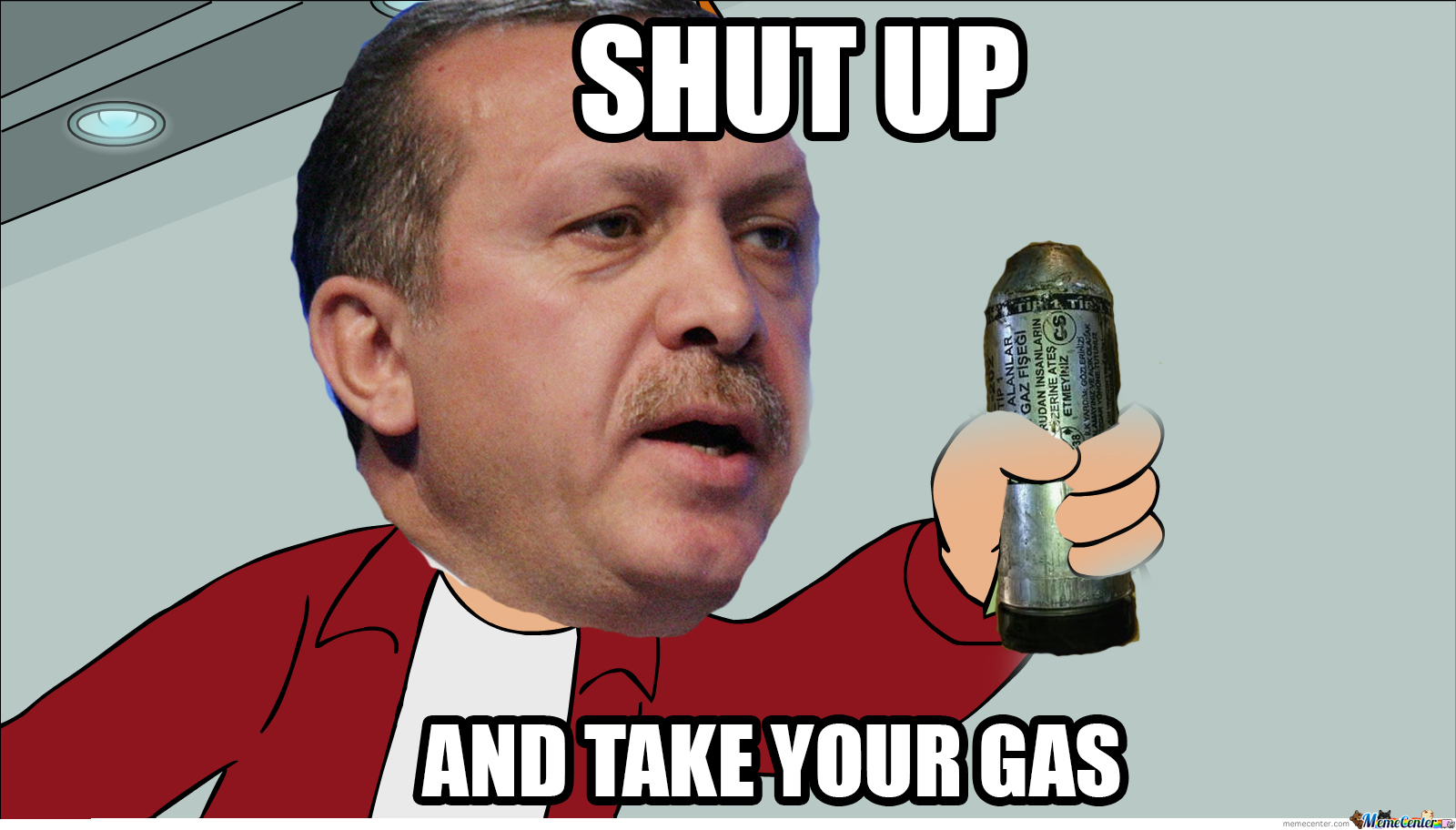 Tayyip Logic (Turkish Prime Minister)