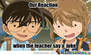 Teacher Jokes