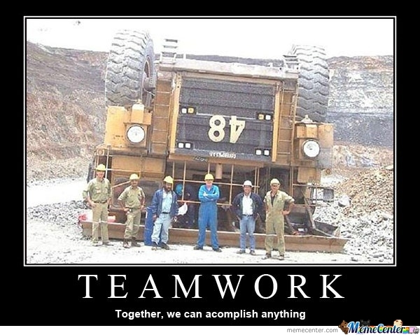 teamwork-funny-fun-lol-memes-pics-images-photos-pictures-bajiroo ...
