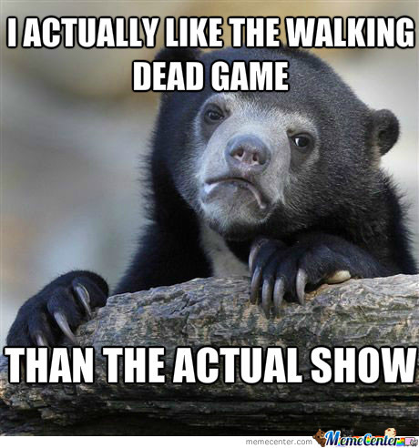 Telltale Did A Great Job With Twd