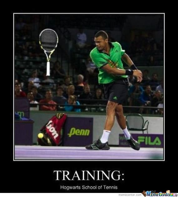 Tennis Training