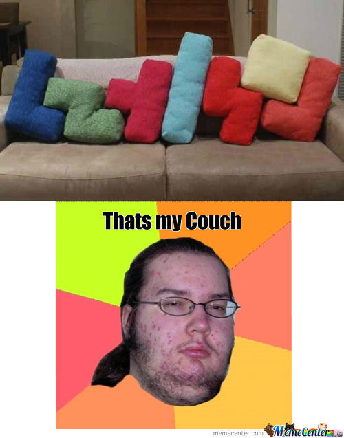 Tetris Couch
