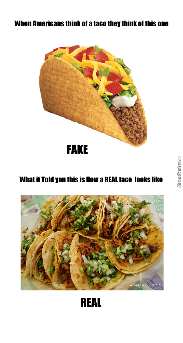 Is Taco Bell Really Mexican Food