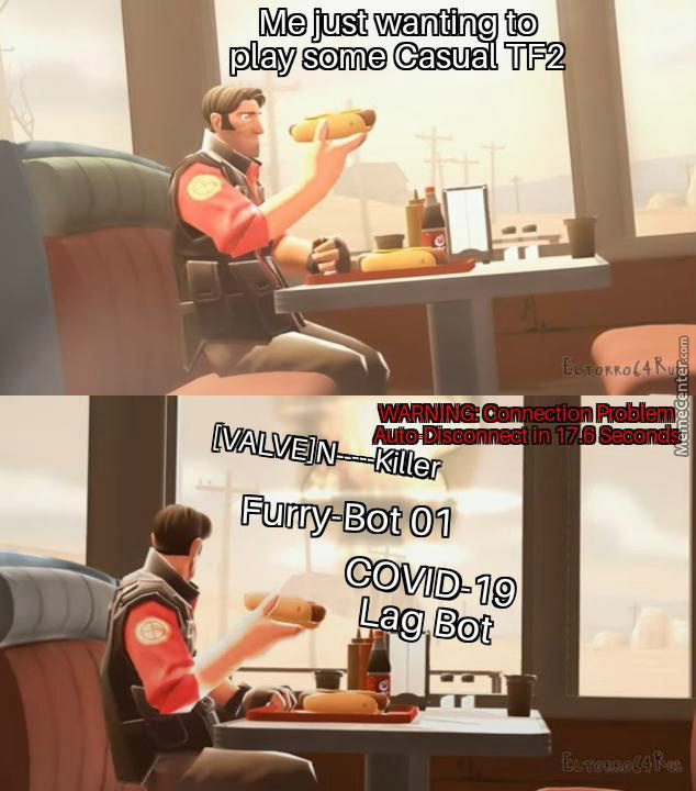 Tf2 Is A Fucking Mess