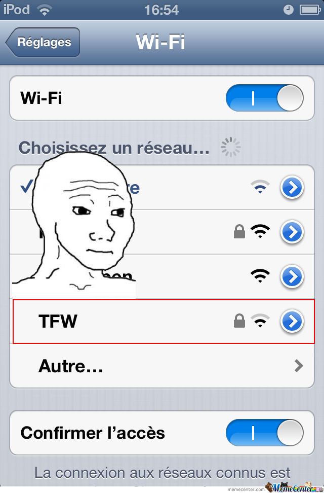 Tfw Protected Wi-Fi