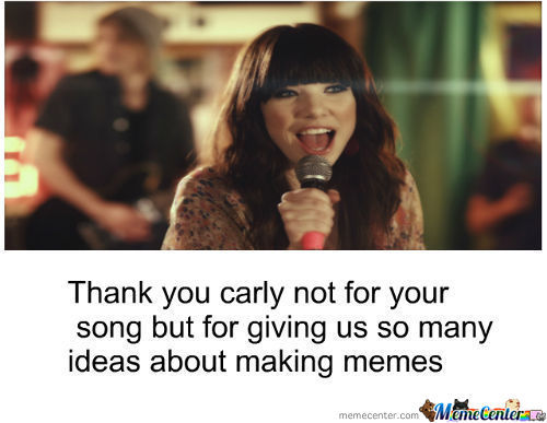Thank You Carly