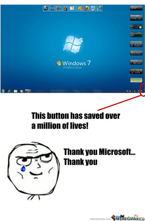 Thank You Microsoft!