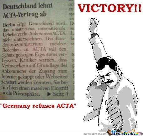 Thanks Germans. Hands Down _O_
