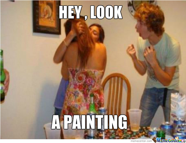 That's A Nice Painting