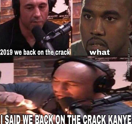 That's Crazy, Man. Have You Ever Done Crack?