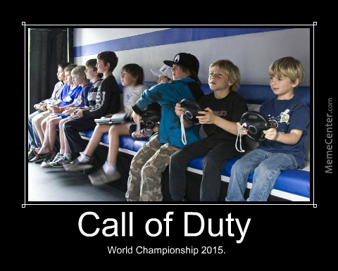 That's It, Call Of Duty Players!