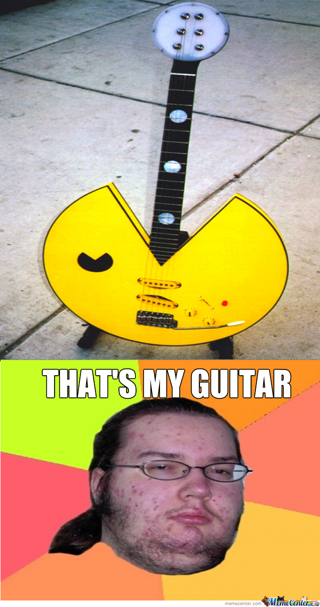 That's My Guitar