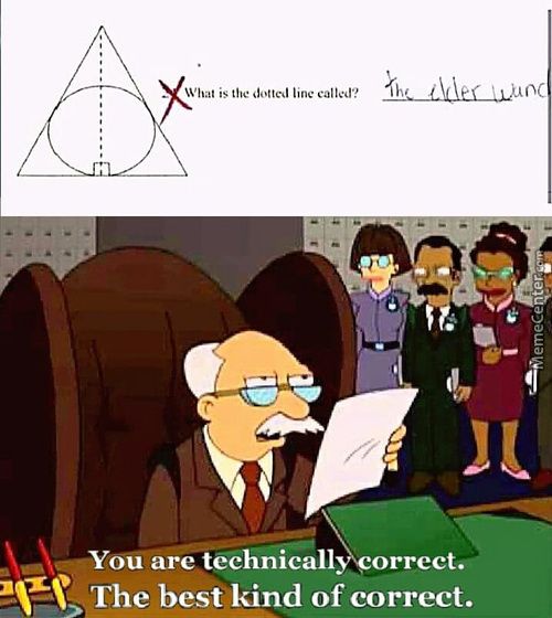 That's No Altitude, It's The Elder Wand!