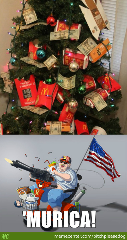 That's The Best Christmas Tree Ever!!
