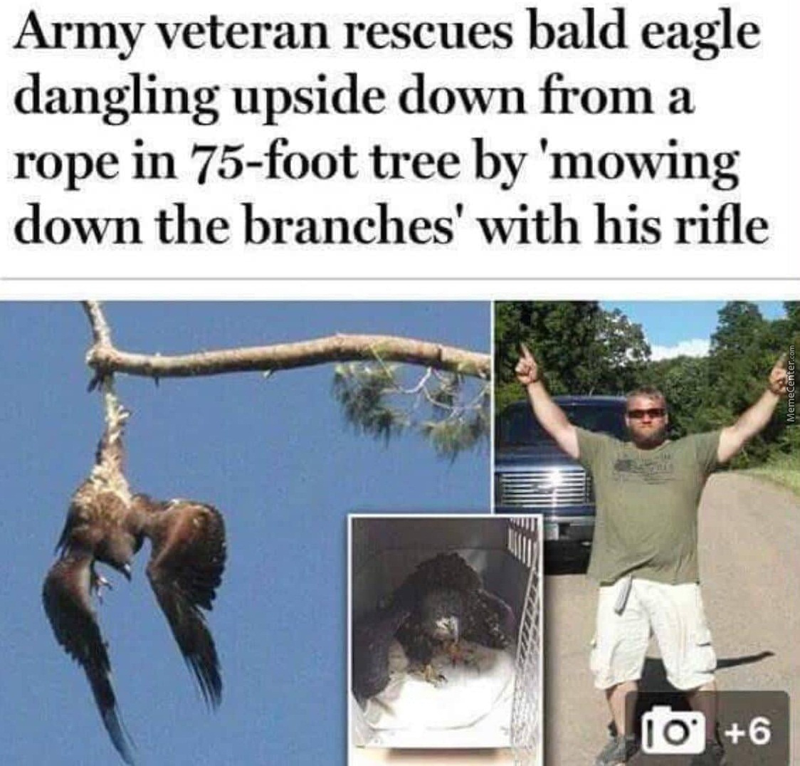 That's The Most American Thing I Have Ever Seen