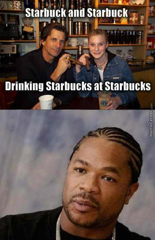 Starbucks Memes Best Collection Of Funny Starbucks Pictures