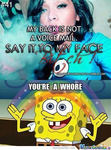 That's Why I Love You Spongebob