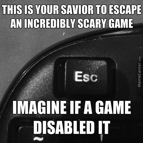 That And Ctrl Alt Del, And The Windows Key.