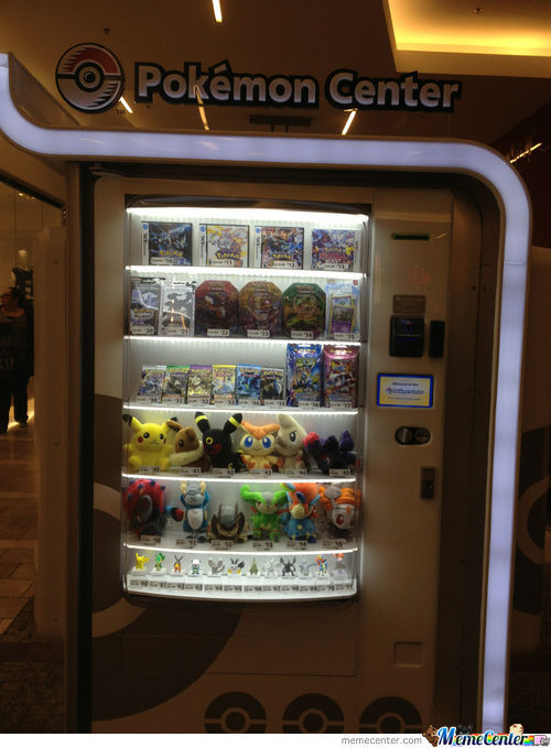 That Awesome Moment, When You See This In Your Mall.