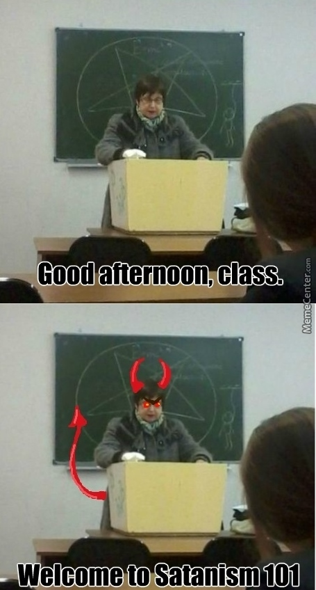 That Class Would Be Interesting As Hell