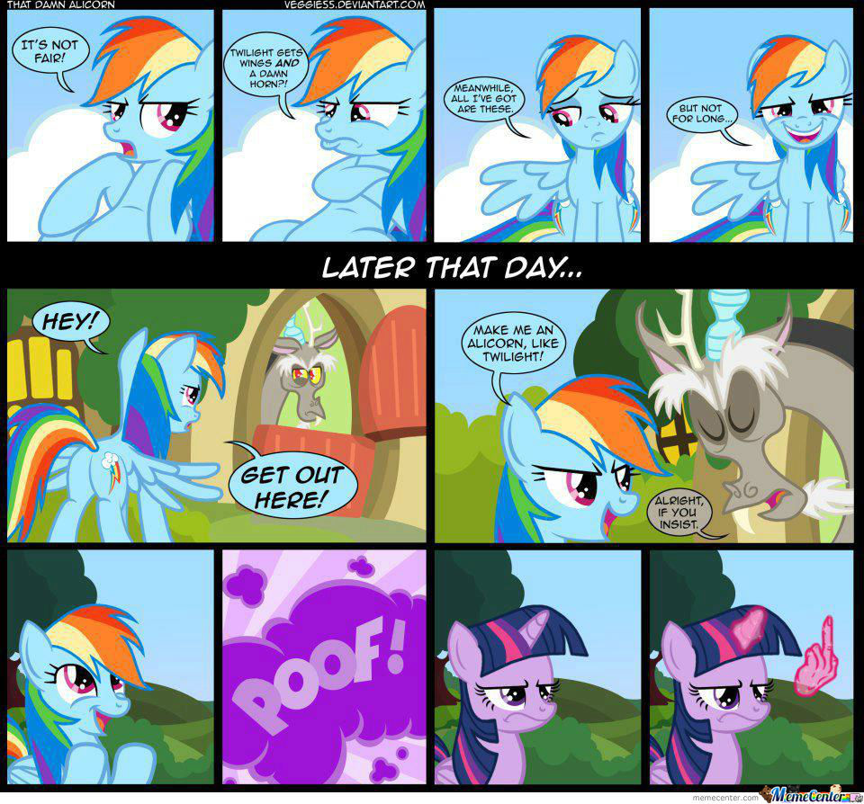 That Damn Alicorn