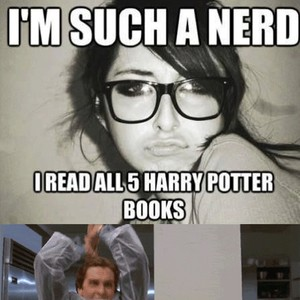 what makes a nerd