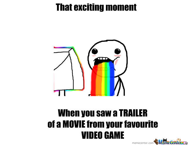 That Exciting Moment