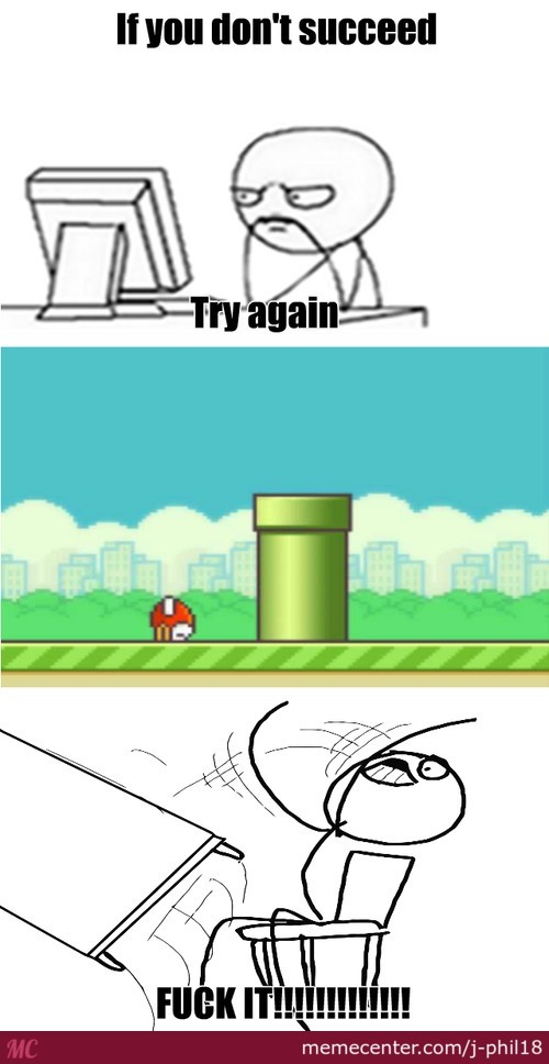 That Flappy Bird Anger!!!!