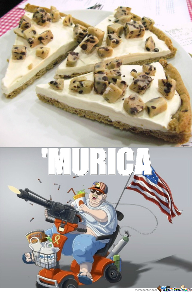 That Freedom Looks Delicious