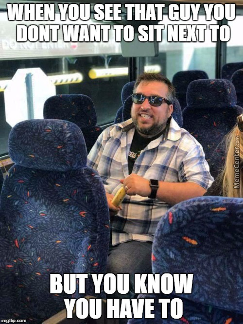 That Guy On The Bus, Jackass Joe