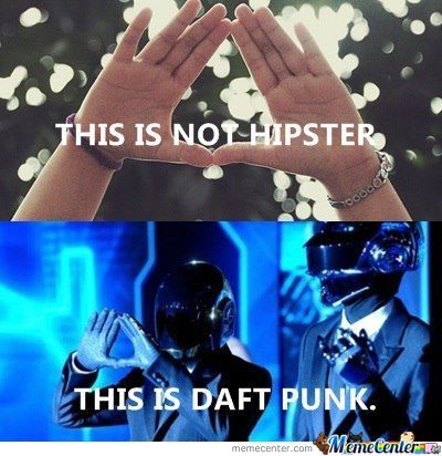 That Is Not A Hipster =.=