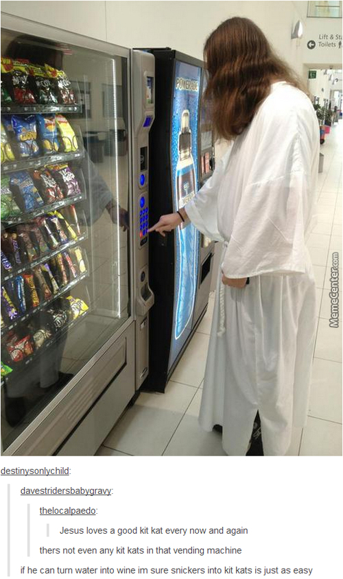 That Moment When You Meet Jesus...