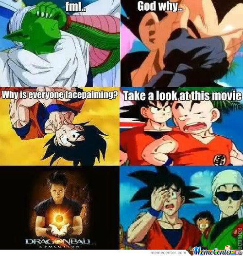 That Movie Made Dragonball Look Bad