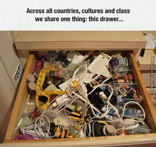 That One Drawer..