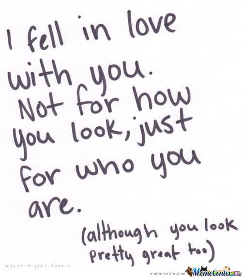 That Person We All Know And Love <3