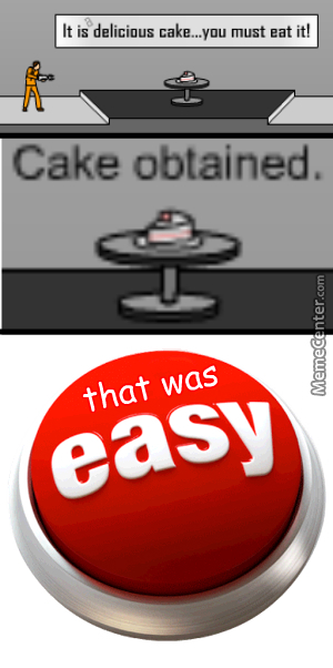 That Was Easy    by jericjan - Meme Center