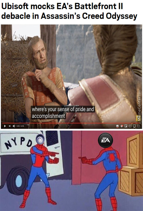 That Would Have Been Funny If It Wasn't Ubisoft That Made This