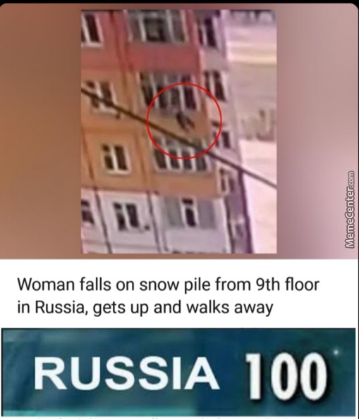 Thats How We Roll In Mother Russia