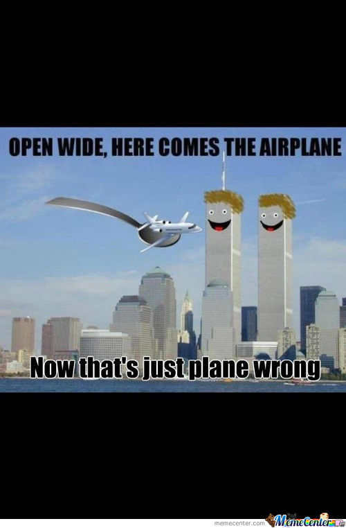 Thats Just Plane Wrong