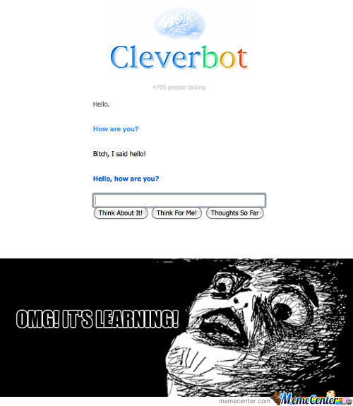 That's One Clever Bot.
