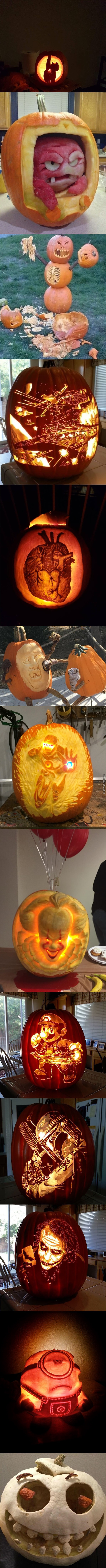 The 13 Days Of Halloween: Day 2 Pumpkin Perfection