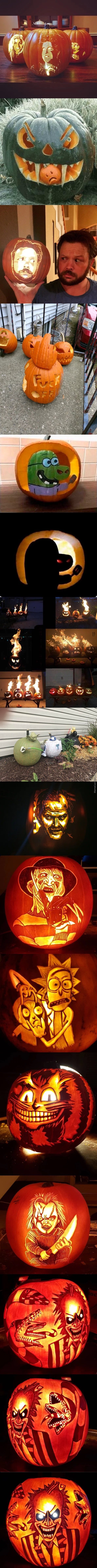 The 13 Days Of Halloween Redux: Day 2 Pumpkin Perfection