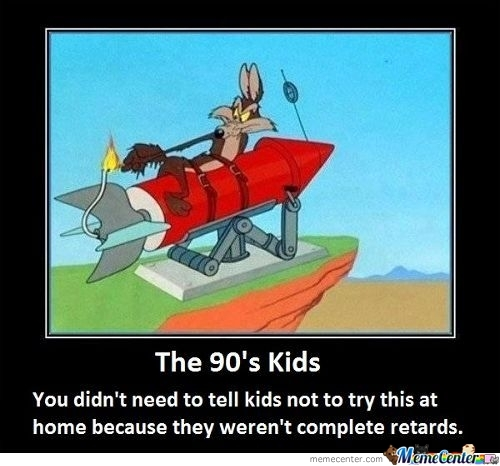 The 90's Kids