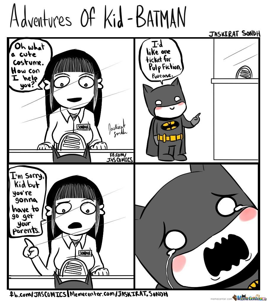 The Adventures Of Kid-Batman
