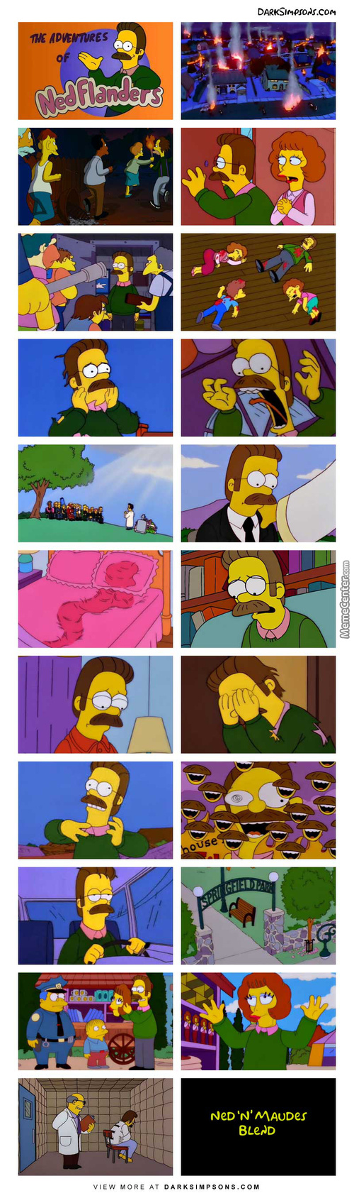 The Adventures Of Ned Flanders!