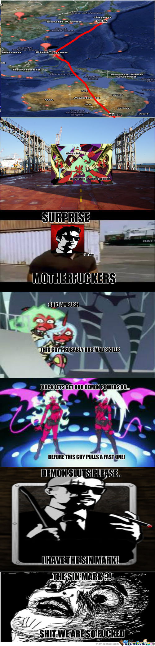 The Adventures Of Scanty And Kneesocks: Wrath Of Con Artist, Part 2