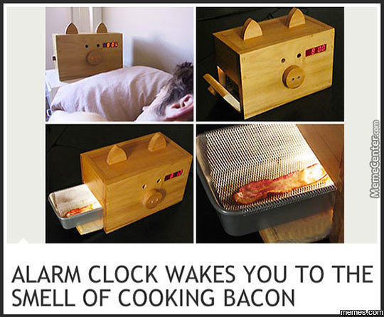 The Alarm Clock That Will Actually Wake Me Up by aaron990 - Meme Center