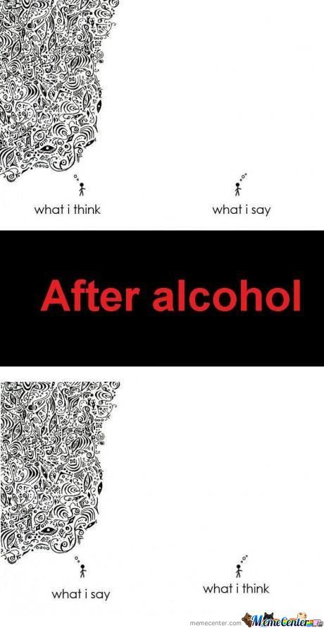 The Alcohol Effect
