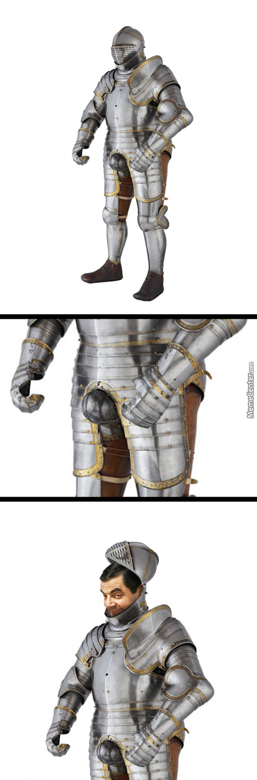 The Armor Of King Henry Viii